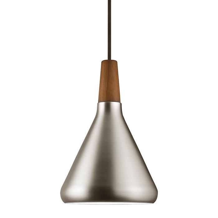 Float 18 e27 pendant brushed steel 295512