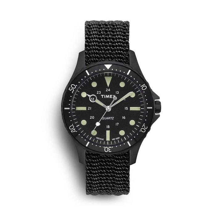 Timex navi harbor quartz 5