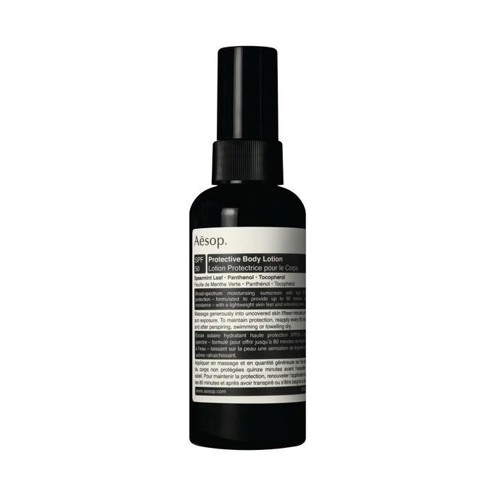 Aesop body protective body lotion spf50 150ml eu asia bc