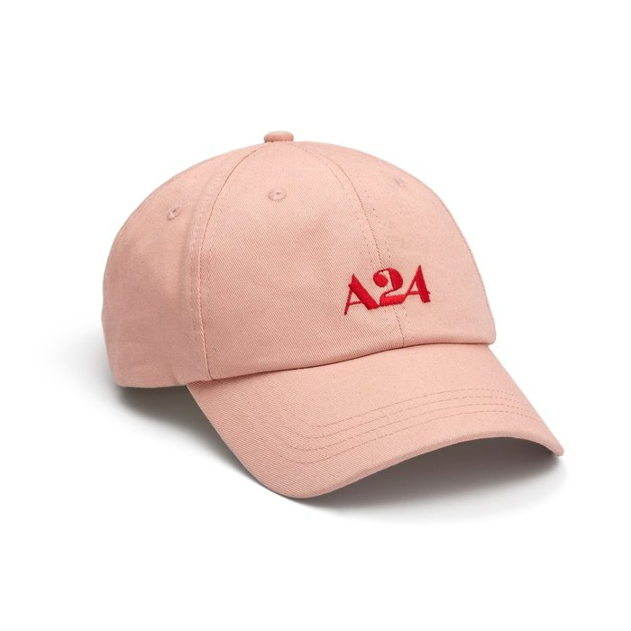 A24 pink hat a white sq 1024x1024