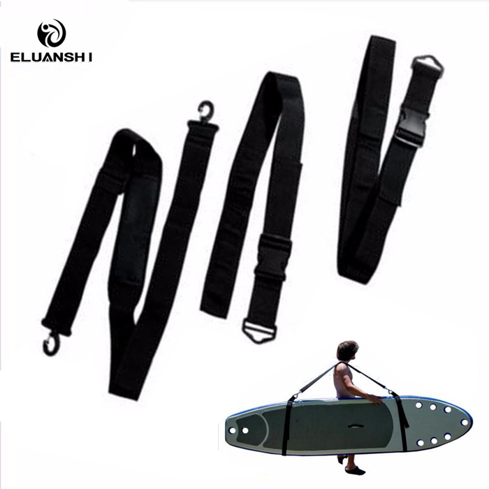 Adjustable carry shoulder strap sling stand up board surf surfboard sup surfing paddleboard unisex water sports
