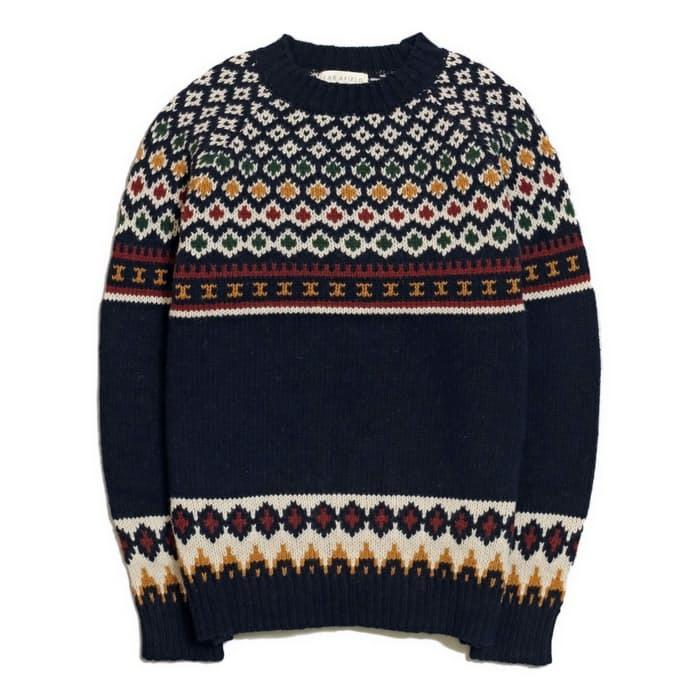 Koospnozzh far afield maurice wool knit 0 original