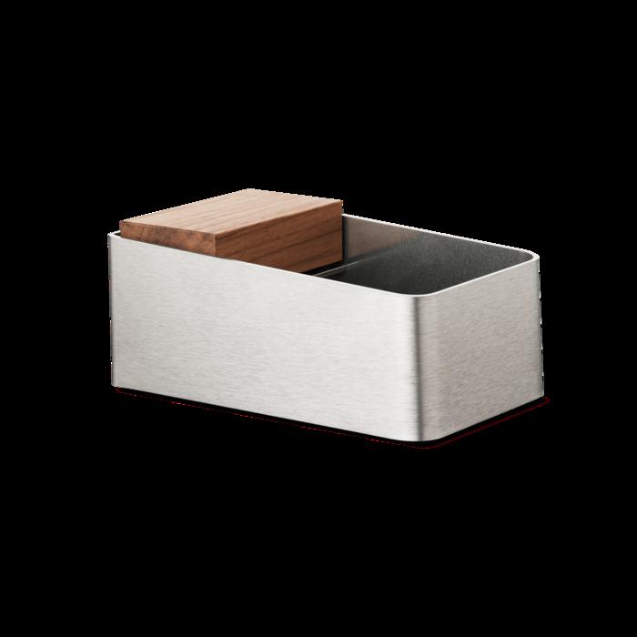 Packshot 25 chrom abklopfbox