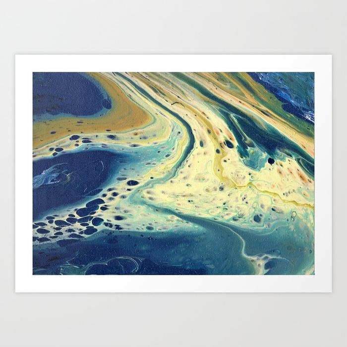 Shining water1217300 prints