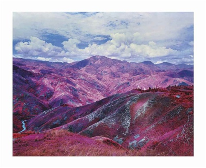 Richard mosse remain in light
