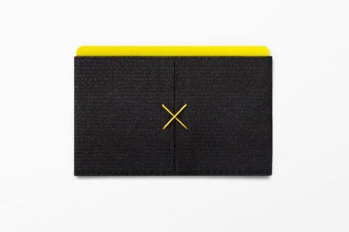 Supr good co slim wallet black 2 grande