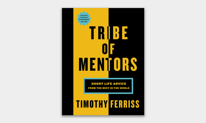 Tim ferriss new book shares life advice from incredibly successful people