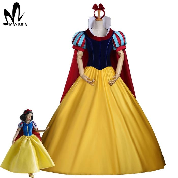 af5e0048a80 snow white costume custom made Adult Halloween costumes Princess ...