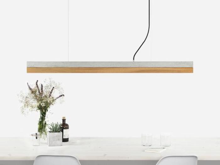 090916 c1 beton hell eichenholz lampe ansicht uber tisch grande