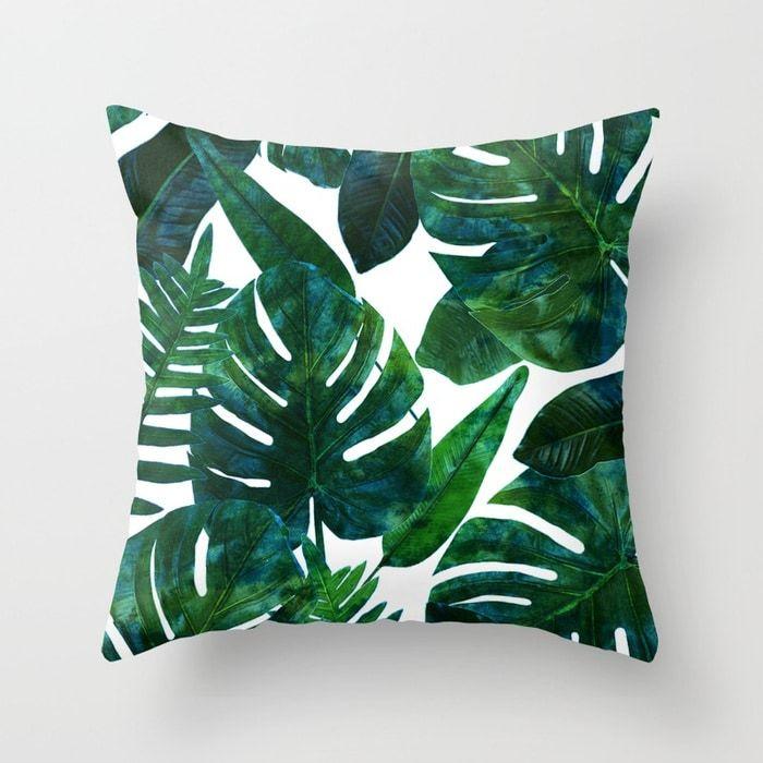 Perceptive dream society6 tropical buyart pillows