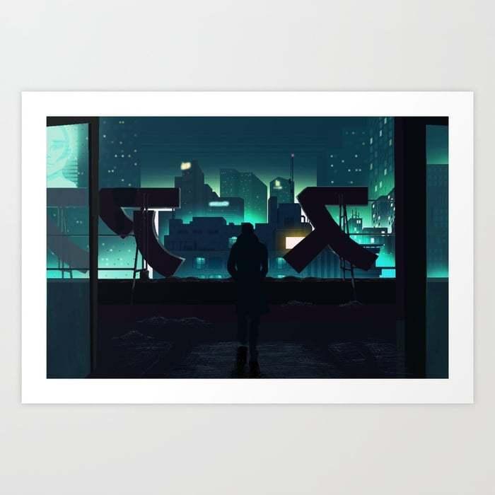 Blade runner 20491123360 prints