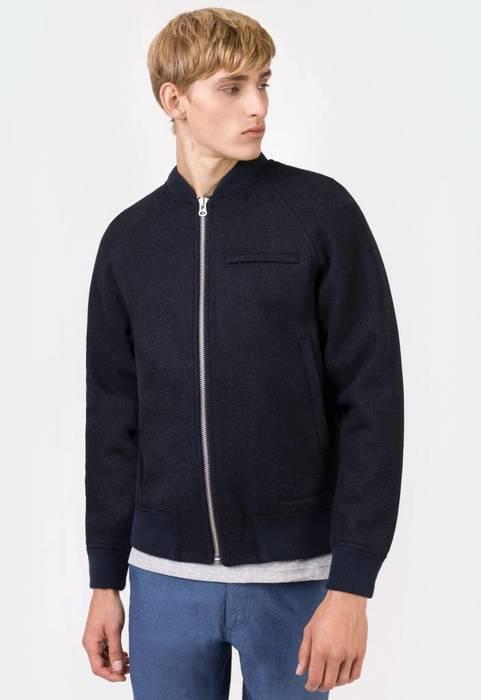 Bombay jacket denim mid blue