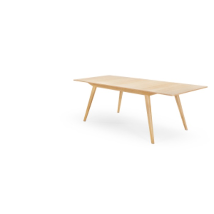 Averio extending table oak lb1 1