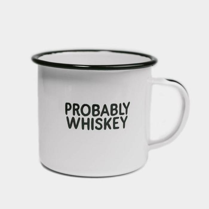 Mug probably whiskey mug 1 grande