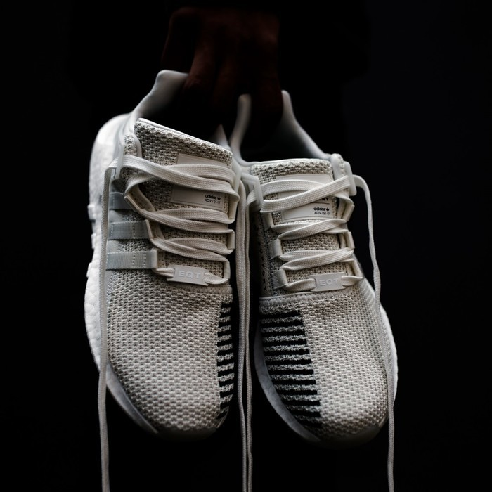 Adidas originals eqt equipment support 93 17 boost off white ftwr white bz0586 1