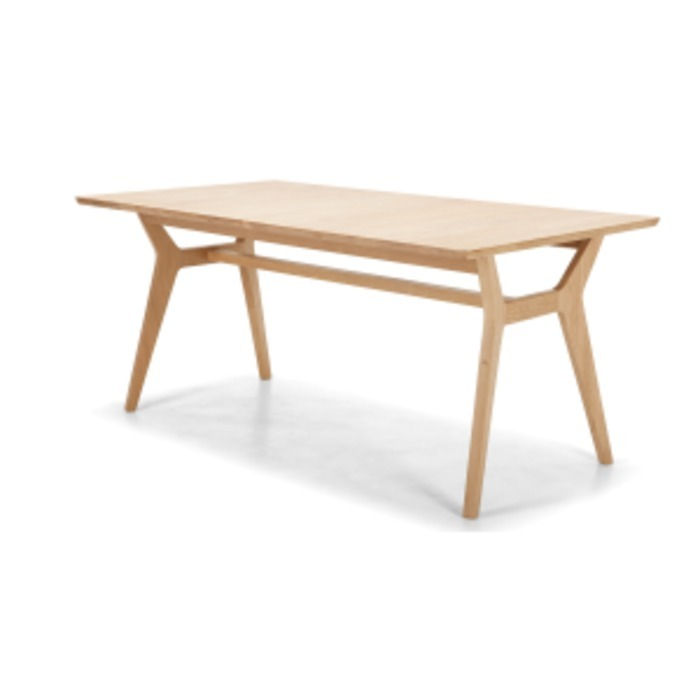 Jenson extendable table oak lb1 1