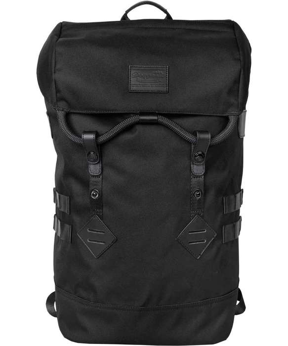 Doughnut black series colorado backpack 15 black d104b 0003 f 33