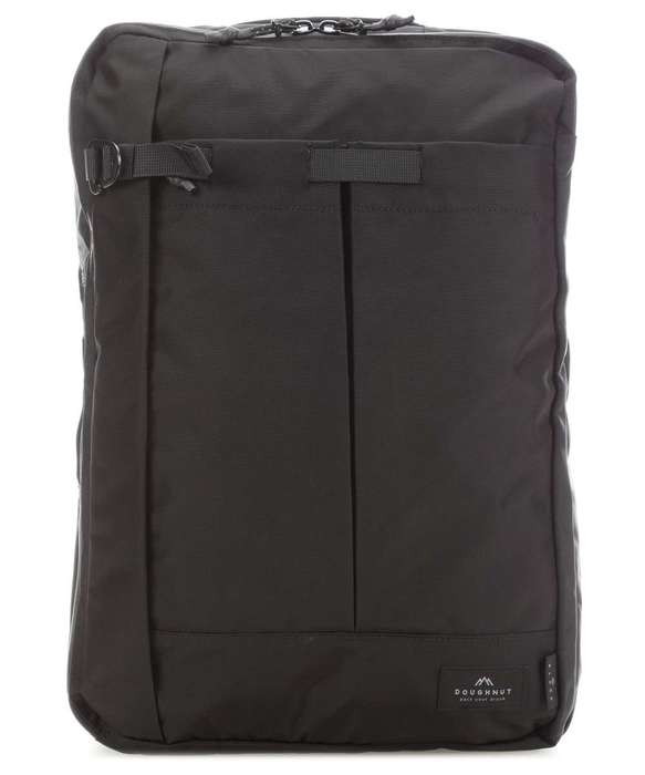 Doughnut impartial backpack bag 17 black d217 0003 f 31