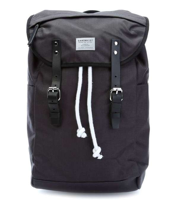 Sandqvist urban outdoor hans backpack 15 dark grey sqa561 30