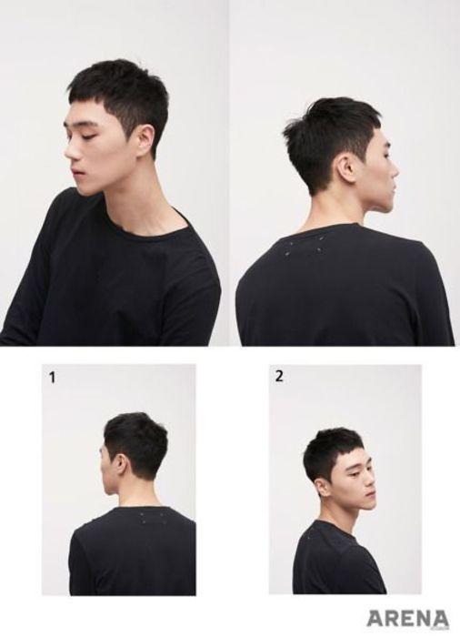 Wondrous Korean Men Hairstyle Trend 2017 Mic Chow Chow Hairstyle Schematic Wiring Diagrams Phreekkolirunnerswayorg