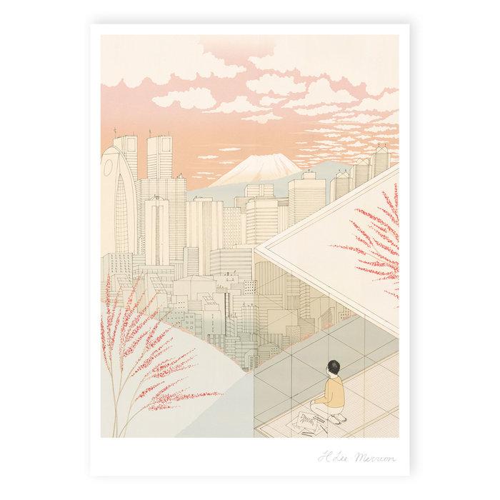 Tokyo print web