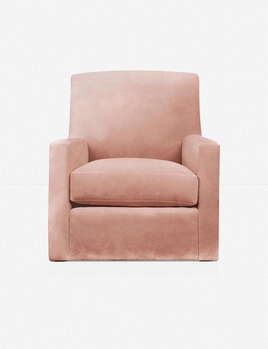 Ellia velvet glider pink 1564991625