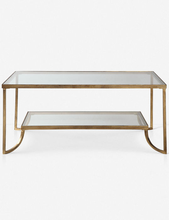 Arine coffee table gold 1564991625