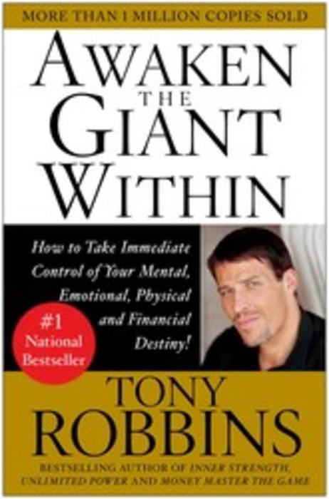 Awaken the giant within 9780671791544