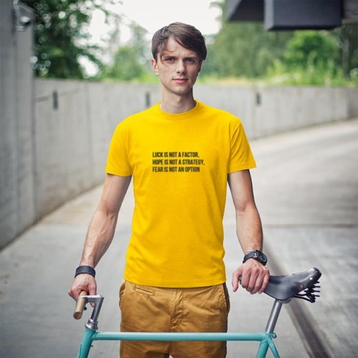 13 tshirt front man