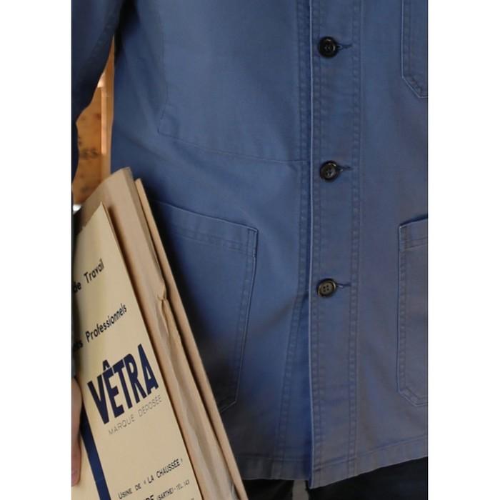 Workwear jacket cotton twill