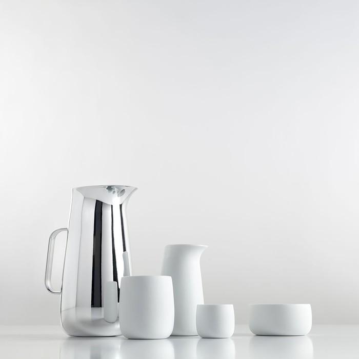 Collection porcelaine acier norman foster stelton 2