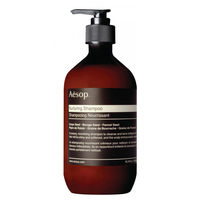 Aesop hair nuturing shampoo 500ml c 1
